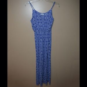 LUSH Women's Sz M  SUPER SOFT Knit Maxi DRESS